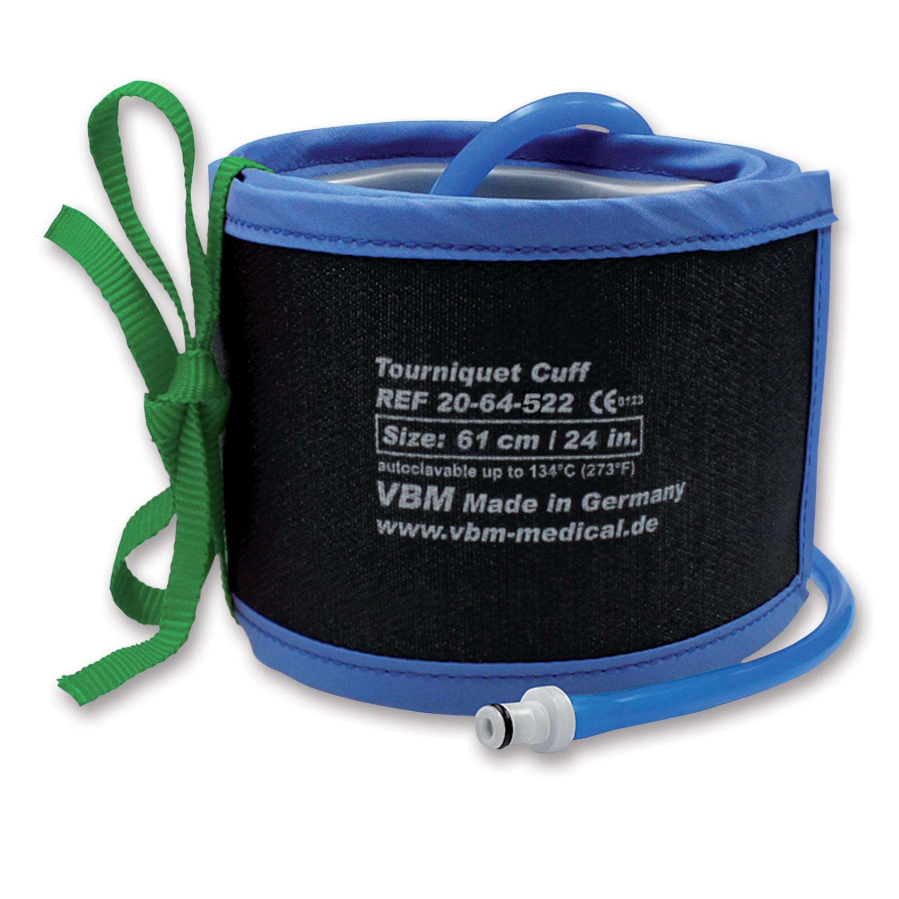 Silicone/Velcro Cuffs
